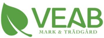 VEAB Mark & Trädgård AB logo