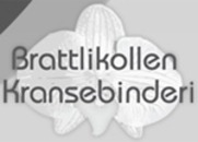 Brattlikollen Kransebinderi AS logo