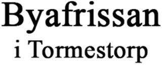 Byafrissan i Tormestorp logo
