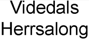 Videdals Herrsalong logo
