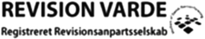 Revision Varde Registreret Revisionsanpartsselskab logo
