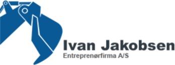 Entreprenørfirma Ivan Jakobsen  A/S logo
