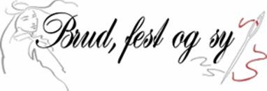Brud Fest og Sy v/ Gurli Jacobsen logo