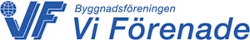 Byggnadsföreningen Vi Förenade logo
