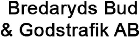 Bredaryds Bud och Godstrafik AB logo
