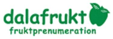 Dalafrukt AB Fruktprenumeration logo
