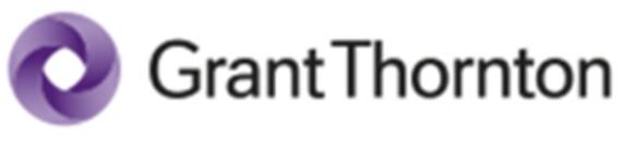 Grant Thornton, Statsautoriseret revisionspartnerselskab logo