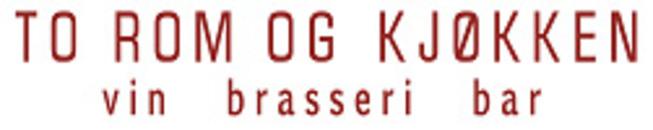 To Rom og Kjøkken logo