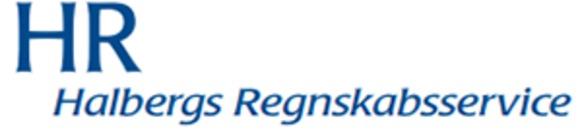 Halbergs Regnskabsservice logo