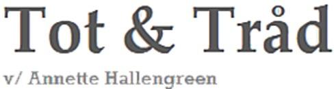 Tot & Tråd logo