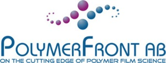Polymer Front AB logo
