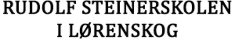 Rudolf Steinerskolen Lørenskog logo