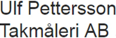 Ulf Pettersson Takmåleri AB logo