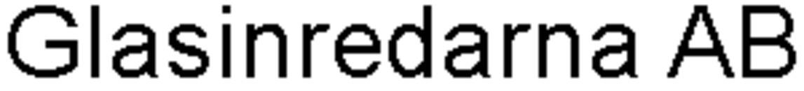 Glasinredarna AB logo