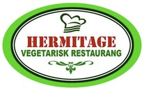 Grön Hermitage logo