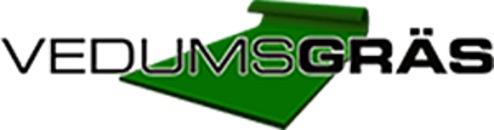 Vedums Gräs AB logo