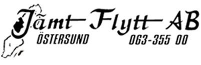 Jämt Flytt AB logo