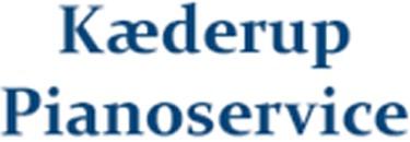 Kæderup Pianoservice logo