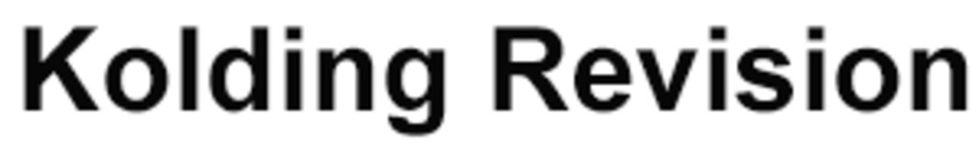 Kolding Revision logo