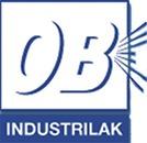 OB Industrilak ApS logo