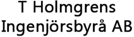 Holmgrens Ingenjörsbyrå AB, T logo