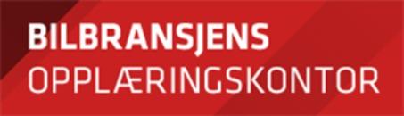 Bilbransjens Opplæringskontor AS logo
