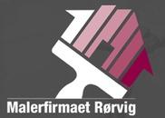 Malerfirmaet Rørvig & Farvehandel v./ Annette Salkvist Hansen logo