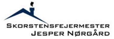 Skorstensfejermester Jesper Nørgård logo