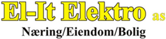 EL-IT Elektro AS logo