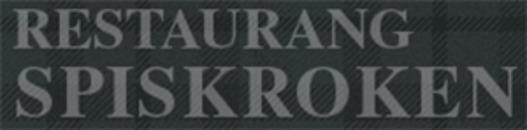 Restaurang Spiskroken logo