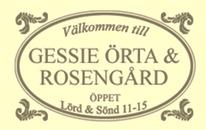 Gessie Örta & Rosengård logo