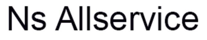 Ns Allservice logo
