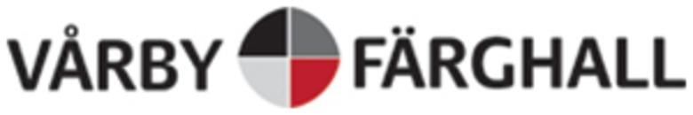 Vårby Färghall AB logo