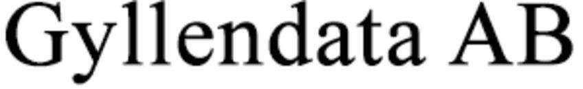 Gyllendata AB logo