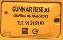 Gunnar Rese AS logo