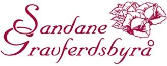 Sandane Gravferdsbyrå logo