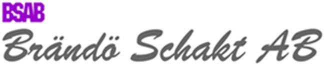 Brändö Schakt AB logo