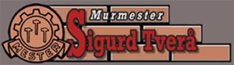 Murmester Sigurd Tverå AS logo