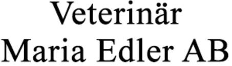 Veterinär Maria Edler AB logo