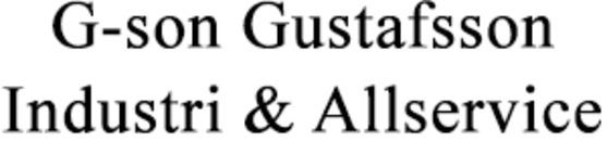 G-son Gustafsson Industri & Allservice AB logo