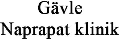 Gävle Naprapat Klinik logo