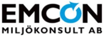 Emcon Miljökonsult AB logo