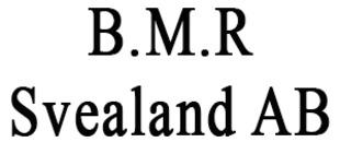 B.M.R Svealand AB logo