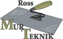 Ross Murteknik AB logo