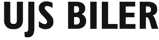 UJS Biler Thisted logo