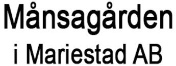 Månsagården i Mariestad AB logo