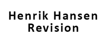 Henrik Hansen Revision logo