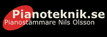 Pianostämmare Nils Olsson logo