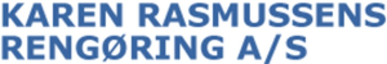 Karen Rasmussens Rengøring A/S logo