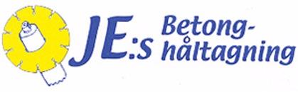JE:s Betonghåltagning AB logo